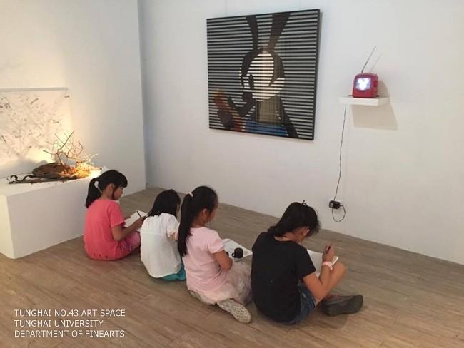 [東海43號]東海美術研究所新生聯展_破曉