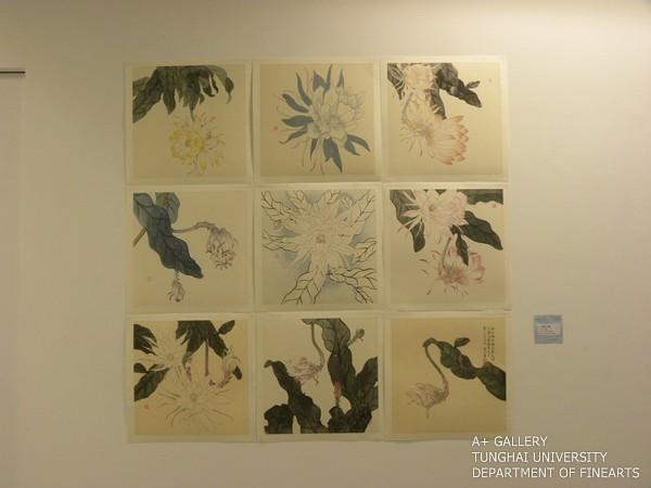 [A+藝術空間]花非花:花卉畫的隱喻與投射 |黃雅玲