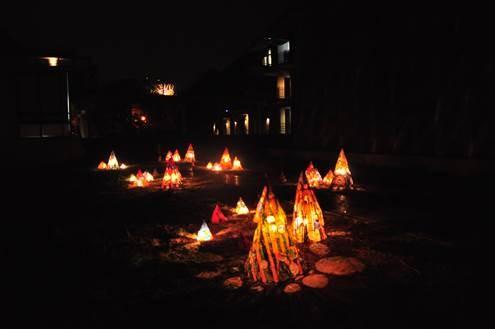 點亮聖誕—聖誕家音 校園裝置藝術展
