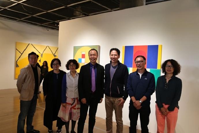 東海大學藝術中心「以色為名」十二位藝術家聯展