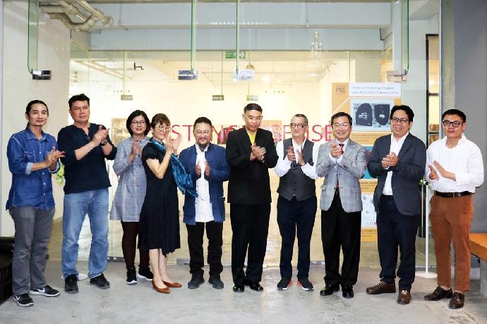 本系南進泰國《存在‧感》展覽開幕