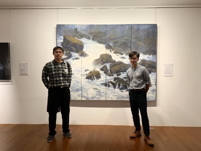 恭喜本系系友及同學榮獲2019年「中山青年藝術獎」