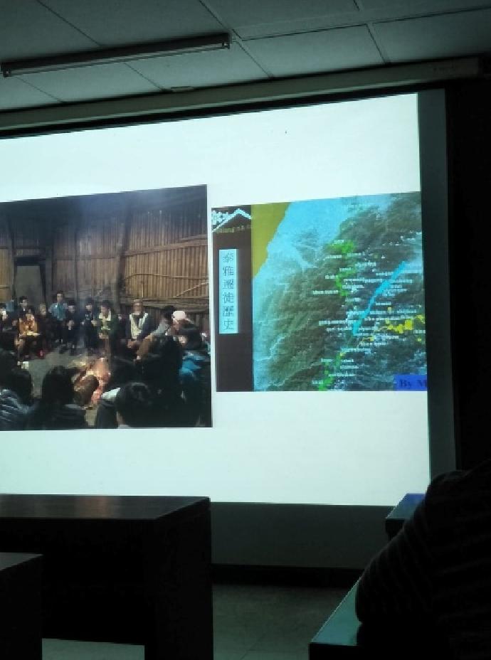 【山與海的異人】 一個膠彩創作者在綠島與鎮西堡學習的事