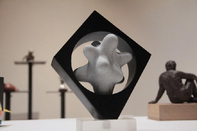 東海國際袖珍雕塑展